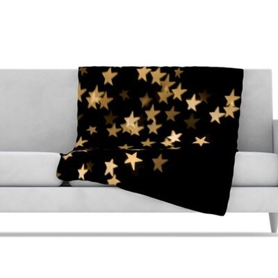 KESS InHouse Twinkle Fleece Throw Blanket