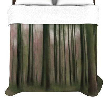 KESS InHouse Forest Blur Duvet Collection