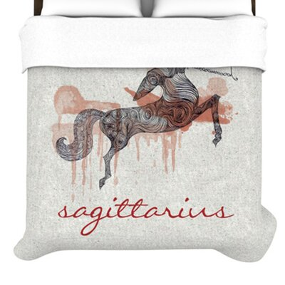 KESS InHouse Sagittarius Duvet Collection