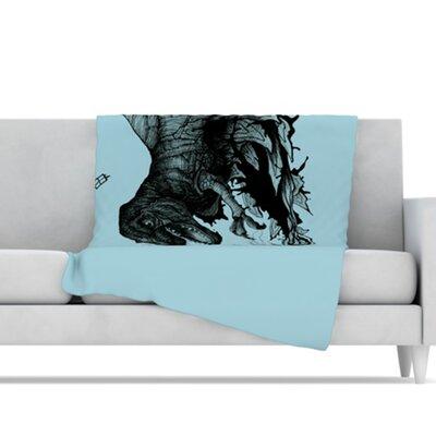 KESS InHouse The Blanket II Microfiber Fleece Throw Blanket