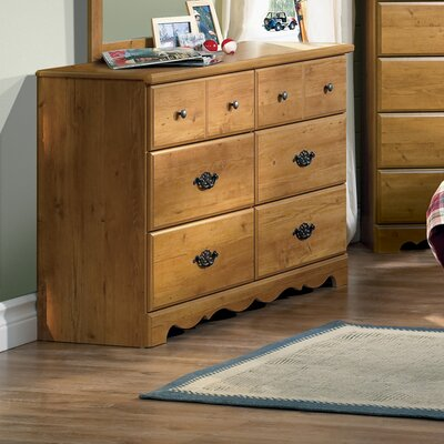 South Shore Huntington 8 Drawer Double Dresser