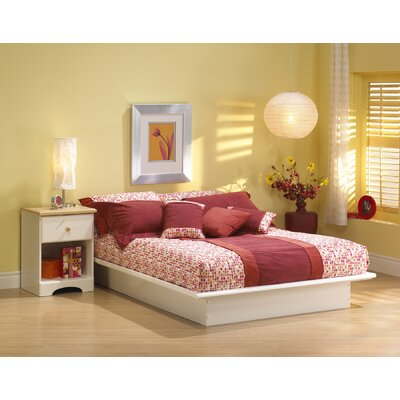 South Shore Newbury Platform Bedroom Collection