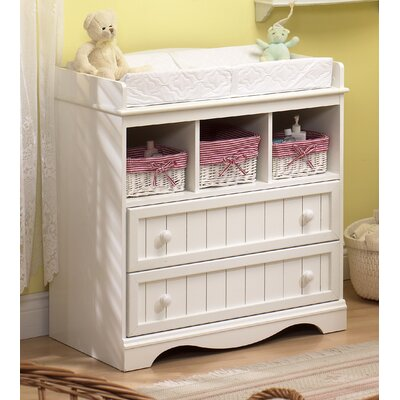 South Shore Andover Changing Table