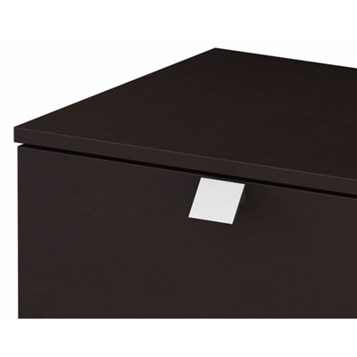 South Shore Cakao 2 Drawer Nightstand