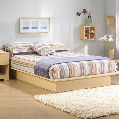 South Shore Copley Platform Bedroom Collection
