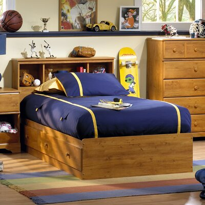 South Shore Amesbury Twin Mates Bed