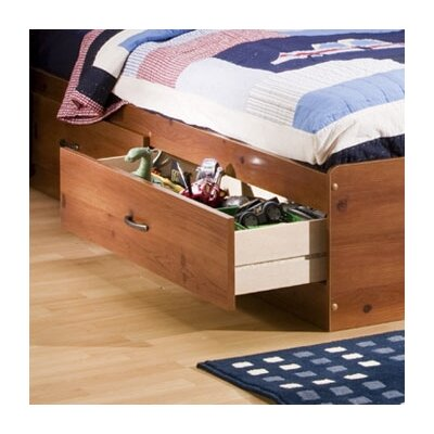 South Shore Logik Twin Mates Bookcase Bed