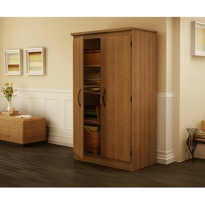 South Shore Morgan Collection Tall Storage Cabinet