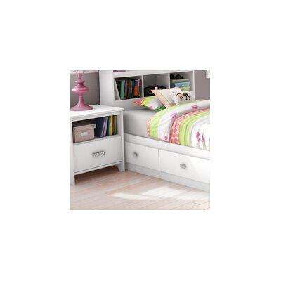 South Shore Tiara 1 Drawer Nightstand