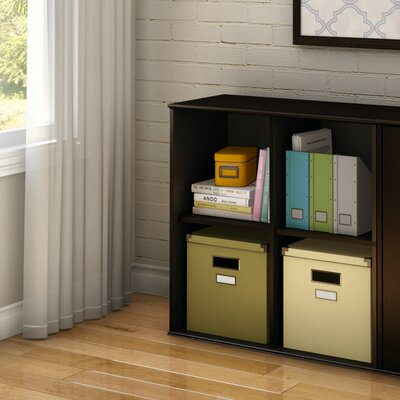 South Shore Stor It Four Cubby Storage Unit