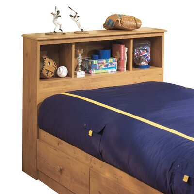 South Shore Amesbury Twin Bookcase Headboard
