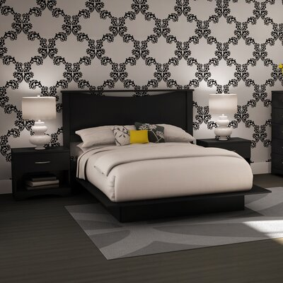 South Shore Step One Platform Bedroom Collection