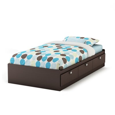 South Shore Cakao Mates Bed Box