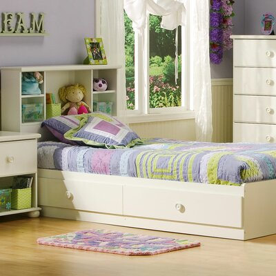 South Shore Sand Castle Twin Mates Bed