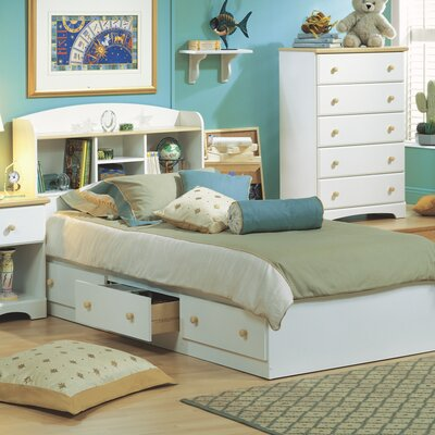 Newbury Twin Mates Bookcase Bed