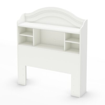 South Shore Savannah Twin Bookcase Headboard