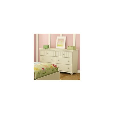 South Shore Hopedale 6 Drawer Chest