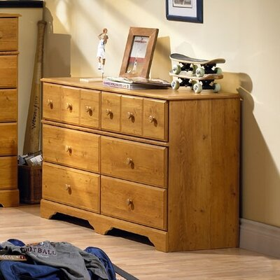 South Shore Amesbury 6-Drawer Dresser