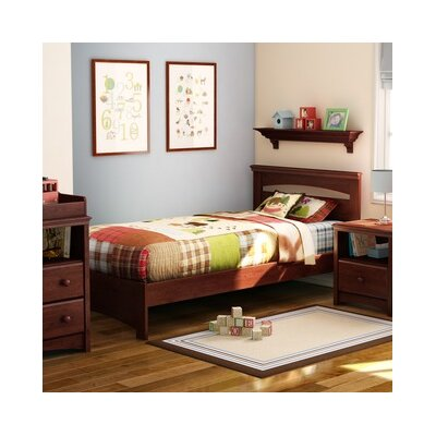South Shore Sweet Morning Twin Panel Bedroom Collection