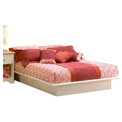 South Shore Newbury Platform Bed