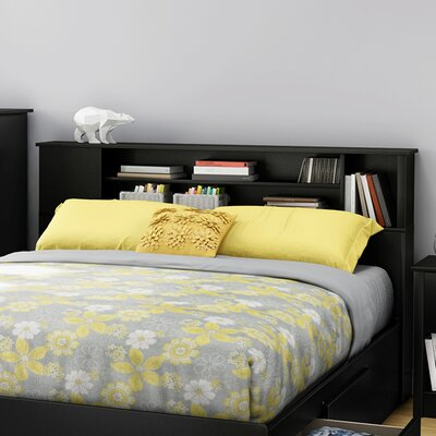 South Shore Fusion Full Queen Bookcase Headboard Amp Reviews