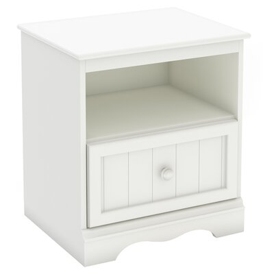 South Shore Savannah 1 Drawer Nightstand