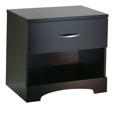 South Shore Infinity 1 Drawer Nightstand