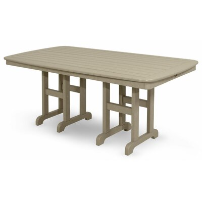Trex Outdoor Trex Outdoor Yacht Club Dining Table