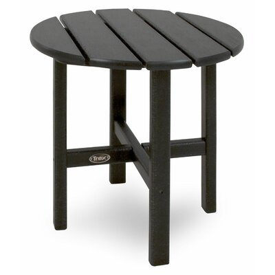 Trex Outdoor Trex Outdoor Cape Cod Round Side Table