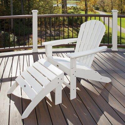 Trex Outdoor Trex Trex Outdoor Cape Cod 2 Piece Folding Seating Set