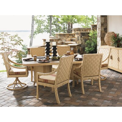 Canberra Surf and Sand 7 Piece Dining Set