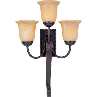 Maxim Lighting Aspen 3 Light Wall Sconce