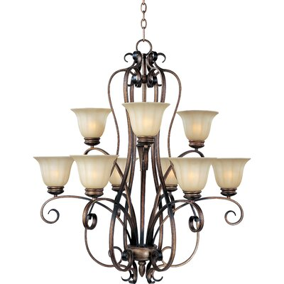 Maxim Lighting Fremont 9 Light Chandelier