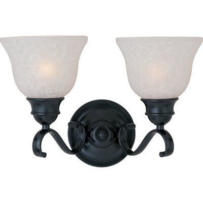 Maxim Lighting Linda  Vanity Light in Black