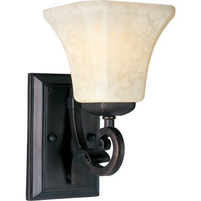 Maxim Lighting Oak Harbor 1 Light Wall Sconce