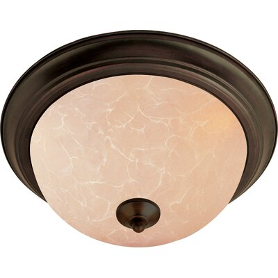 Wildon Home ® Westshire 1 - Light Flush Mount
