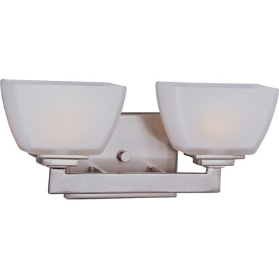Maxim Lighting Angle 2 Light Vanity Light