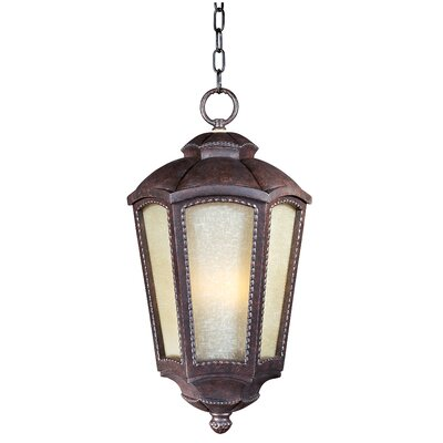Maxim Lighting Pacific Heights VX ES 1 Light Outdoor Hanging Lantern