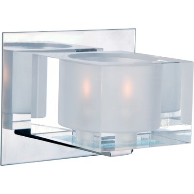 Maxim Lighting Cubic 1 Light Wall Sconce