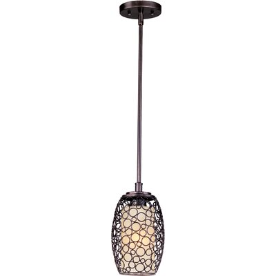 Meridian 1 Light Mini Pendant