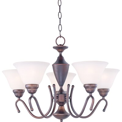 Maxim Lighting Newport 5 Light Chandelier