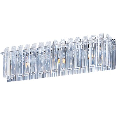 Maxim Lighting Facets 3 Light Bath Vanity Light