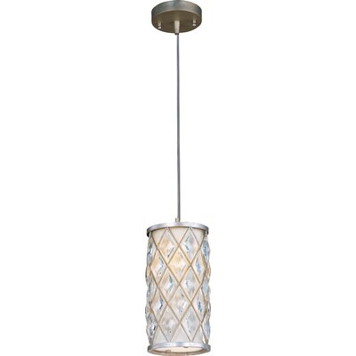 Maxim Lighting Diamond 1 Ligh Mini Pendant