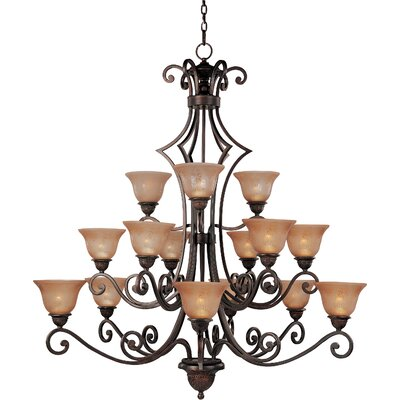 Maxim Lighting Symphony 15 Light Chandelier