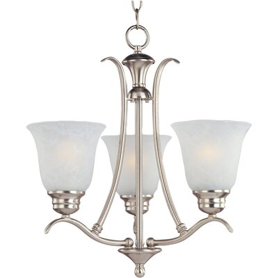 Piedmont 3 Light Mini Chandelier