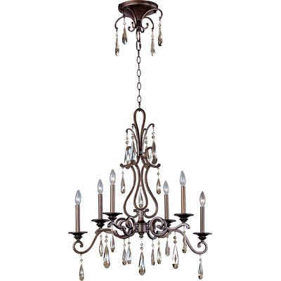 Maxim Lighting Chic 6 Light Chandelier