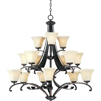 Oak Harbor 15 Light Chandelier