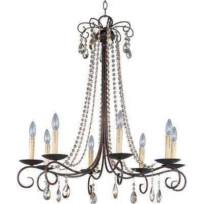 Adriana 8 Light Chandelier