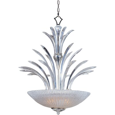 Maxim Lighting Paradise 4 Light Invert Bowl Inverted Pendant