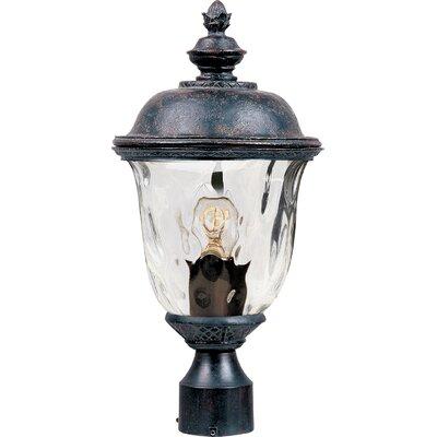 Wildon Home ® Carriage House VX 1 Light Outdoor Post Lantern